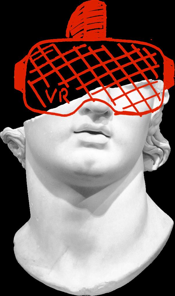 Statue_VirtualReality_PONGLi